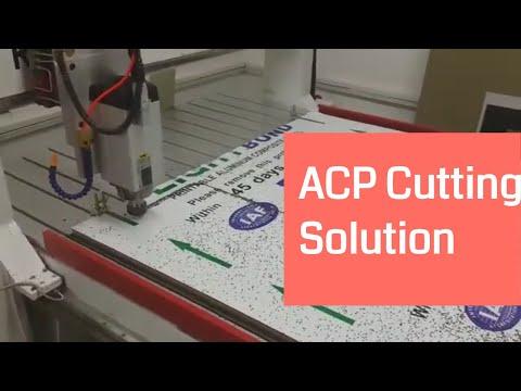 (ACP) Aluminium Composite Panel Cutting | Curtain Wall Cutting Machine  in Austalia