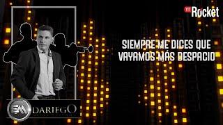 El Andariego - Te Tengo Ganas (Con Letra)