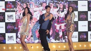 Tiger Shroff Live Dance with Tara And Ananya | The Jawani Song Launch