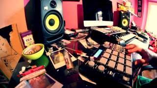 Classic Boom Bap On Akai Mpc(Wu Tang Clan Type Beats)Dirty Blade