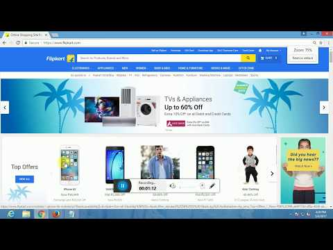 How to buy any product on emi from flipkart