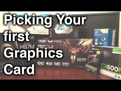 How to Choose a Graphics Card | Building Your First PC
