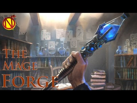 Creating New Spell Components for D&D 5E| The MageForge- Creating Magic-Items for D&D