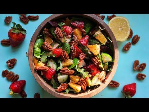 Fresh Spring Mix Salad | Episode 156