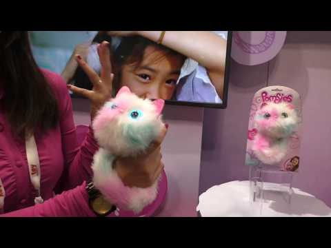 POMSIES - First Look 2018 - Collectible, Wearable Soft, Virtual Pet