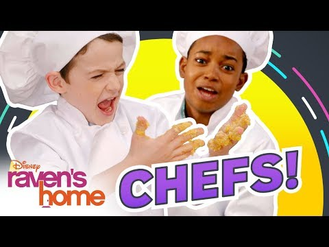 Do It Duo: Let's Be Chefs | Raven's Home