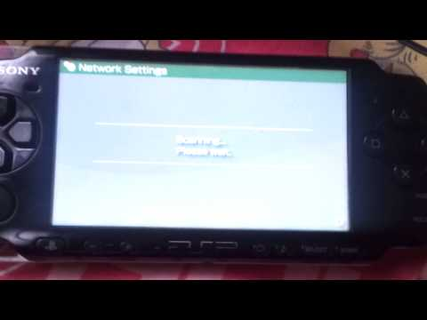 PSP Problem: Cannot Connect to WiFi [HELP NEEDED]