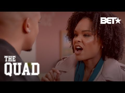 Does Cedric Want Bronwyn To Get An Abortion? | The Quad