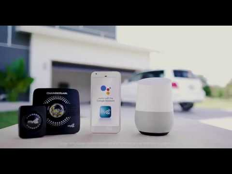 Chamberlain MyQ® Works with Google Assistant