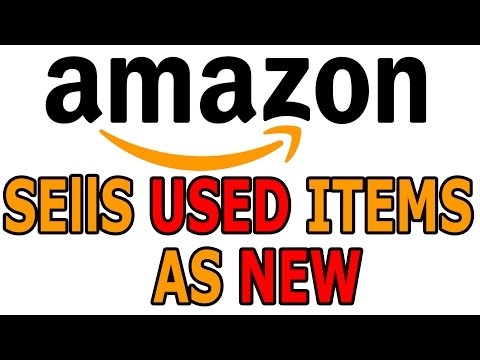 Amazon Sells Used Items as New! Think Twice Before You Buy