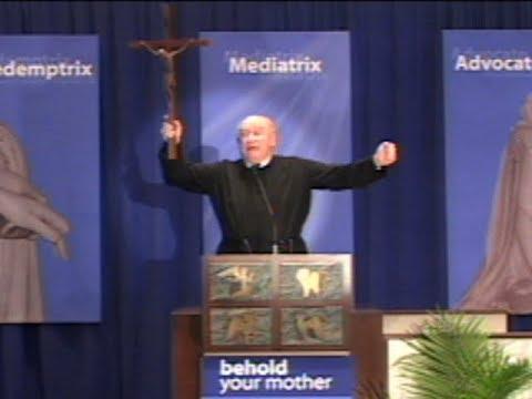 Fr. Pablo Straub - Mary Medatrix of All Graces - Greenwood 2007 - CONF 2
