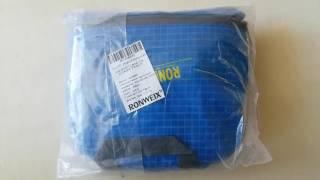 Ronweix 40L ultralight backpack.