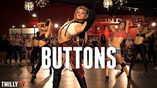 Download The Pussycat Dolls - Buttons - Choreography by Jojo Gomez | #TMillyTV