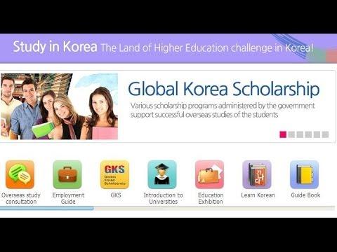 Studying in Korea and KGSP (Korean Government Scholarship Program)