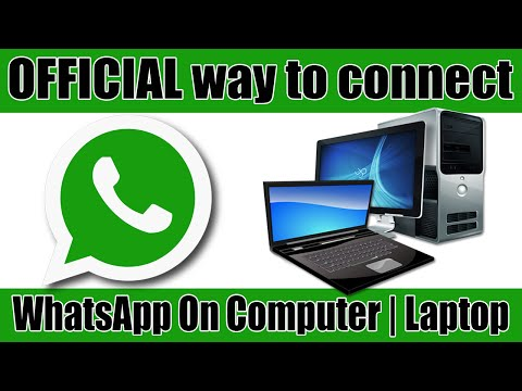 How to chat with WhatsApp on your computer or laptop [Official]