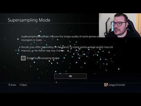 PS4 PRO Supersampling Mode Improves Image Quality
