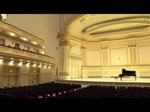 Inside Carnegie Hall | Stern Auditorium | innov8film