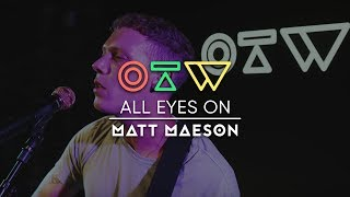 "Matt Maeson - ""Cringe"" [Live + Interview] 