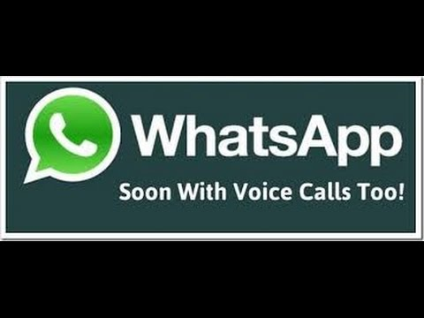 How To Enable/Activate Calling Feature in WhatsApp 2015