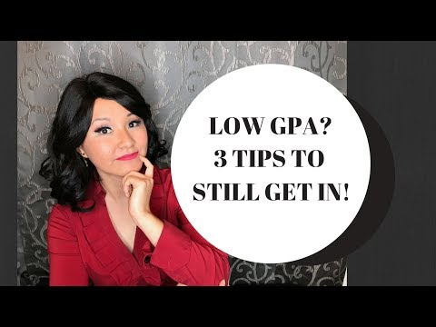 College App Series: How to get into college with a low GPA? Pro College Counselor Tips