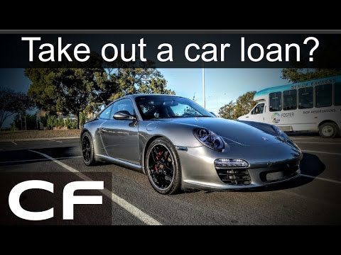 ✪ Should you finance your New Car? Porsche 911 Car Buying Tip  ✪