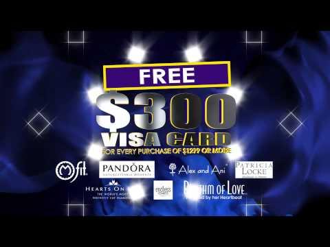 Necker's Jewelers Celebrates Black Friday with FREE Money