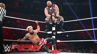 Enzo & Big Cass vs. The Dudley Boyz - No. 1 Contenders