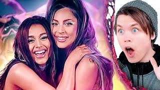 """Singer Reacts To """"Rain On Me"""" by Lady Gaga & Ariana Grande"""