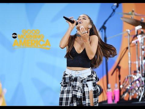 Ariana Grande - Good Morning America's 2016 Summer Concert Series