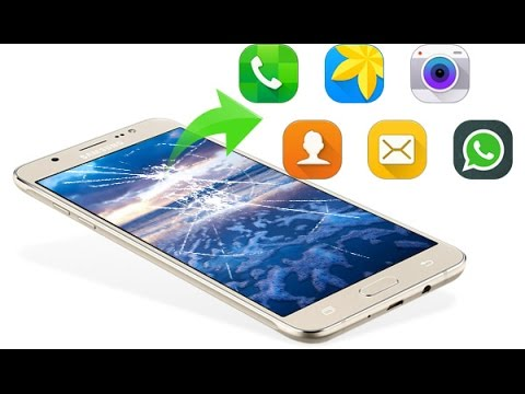 How to Recover Deleted Contacts on Broken Android