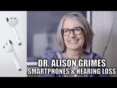 Are Smartphones Creating a Deaf Generation? Dr. Alison Grimes, Director of Audiology, UCLA