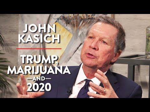 John Kasich on Trump, Gay Marriage, Marijuana, and 2020 (Pt. 2)