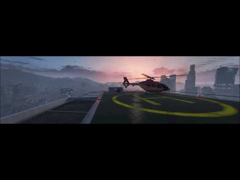 Making  a hems helicopter for gta 5 / five m server