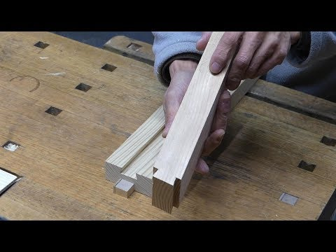 cutting sliding dovetail with my multi jig,and perfect joinery tip,