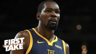 Download Kevin Durant is going to come back stronger from his Achilles injury – Ryan Hollins | First Take Video