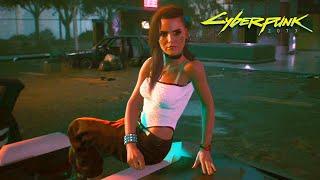 Cyberpunk 2077 Rogue Romance (Date Night) 1080p 60FPS HD