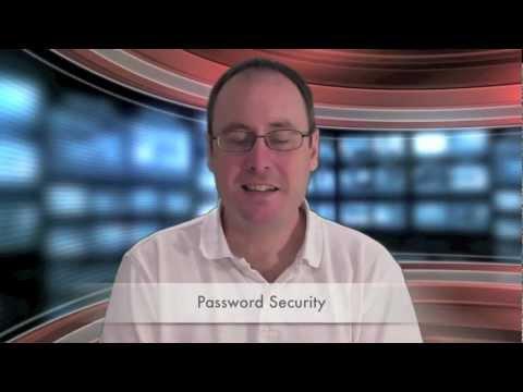 BHS Top Tips - Passwords