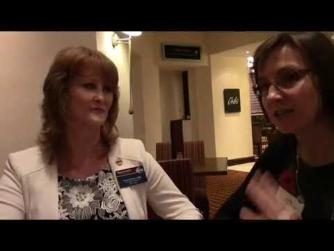 Teresa Dukes, Toastmasters International Director Region 11