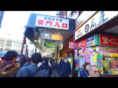 【machi video】How to go to Asakusa(From Tokyo Station)