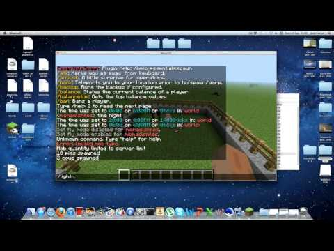 How To Install Minecraft Plug-ins (MAC)(EASY)