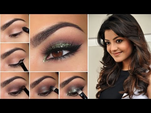 Indian Party Makeup & Hairstyle Step By Step|Amazing Hairstyle & Makeup You Can Actually Do Yourself