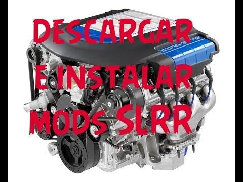 Como descargar e instalar mods para Slrr- Tutorial SLRR#3