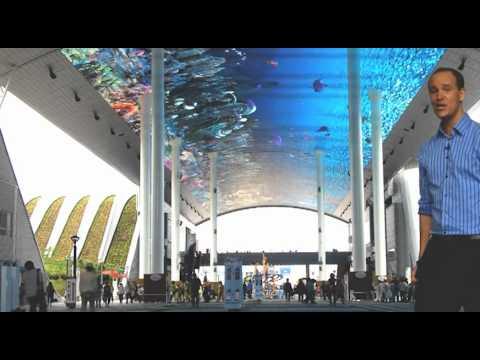 Expo 2012: The International Pavilion
