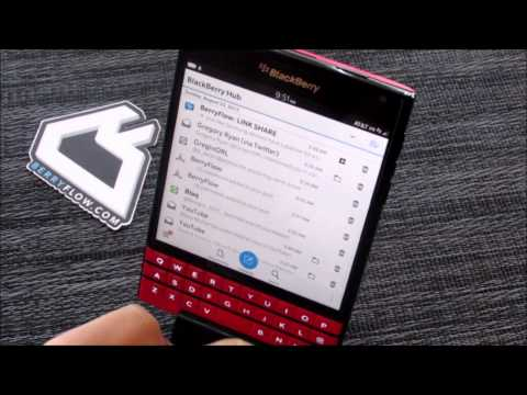 Mark Prior Read Feature within BlackBerry Hub