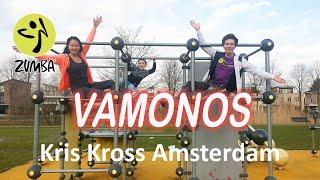 Zumba Vamonos - Kris Kross Amsterdam x Ally Brooke x Messiah   Dance Passion Zumba