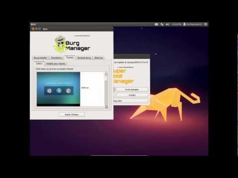 How-To: Change Ubuntu Splash Screen Using Super Boot Manager