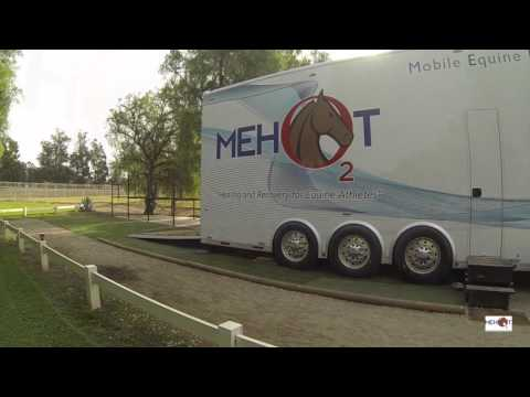 Mobile Equine Hyperbaric Oxygen Therapy