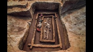 Archeologists find 5,000 year old giants in East China