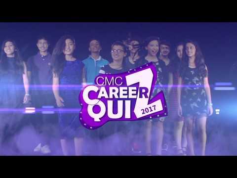 Career Quiz Ident