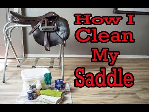 How To Clean A Saddle